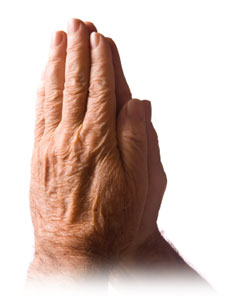 Why Compare Religions:  hands in prayer